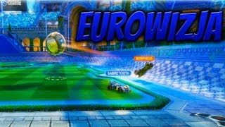 EUROWIZJA || ROCKET LEAGUE FUNNY MOMENTS