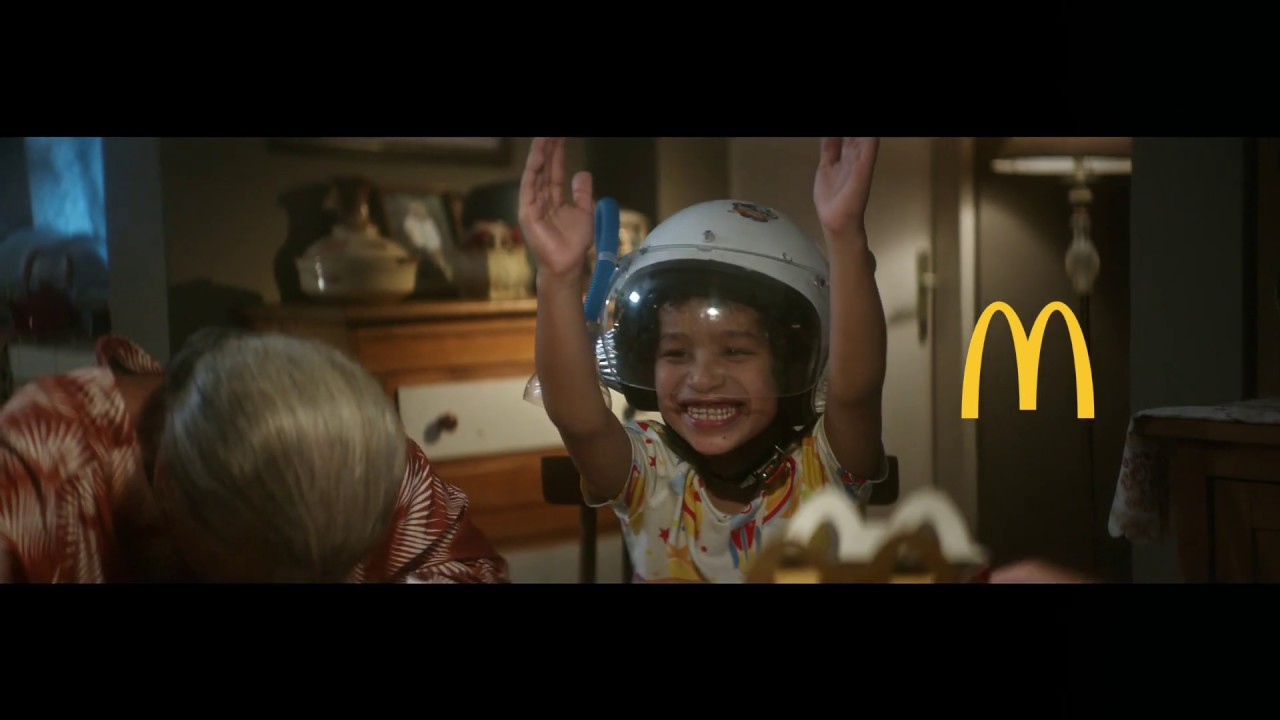 The Little Astronaut / Mc Donald's Indonesia