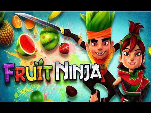 секрет игры fruit ninja