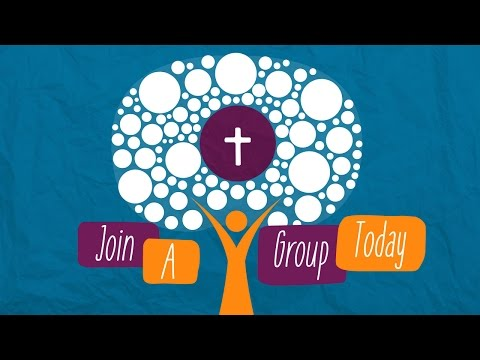Join A Group Today | SMALL GROUP PROMO VIDEO