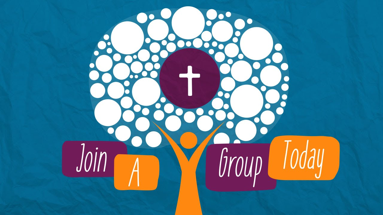 Join A Group Today SMALL GROUP PROMO VIDEO YouTube