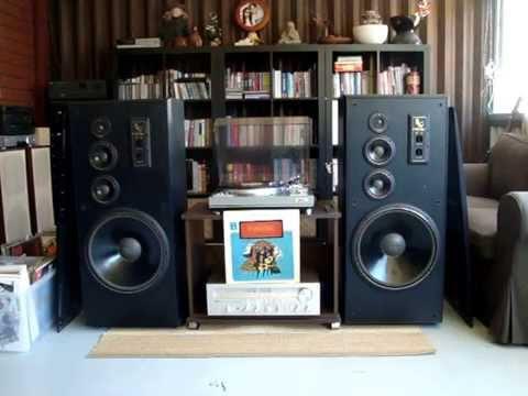Infinity Sm 155 Vintage Floorstanding Speakers La Isla