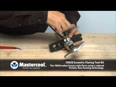 70058-A Black Eccentric Flaring Tool Mastercool