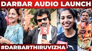 Rajinikanth Fans Marana Mass Speeh – Darbar Audio Launch