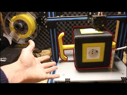 Würfel aus dem 3D-DRUCKER! | F.07 Community-Keller