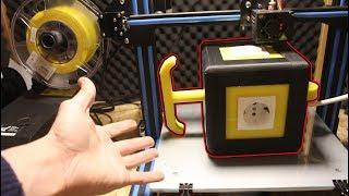 Steckdosen-Würfel aus dem 3D-DRUCKER! | F.07 Community-Keller