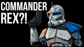 Warum war Captain Rex kein Commander? | 212th Wissen