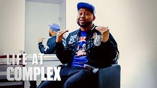 DJ Akademiks Shares Hilarious Nas Story & Tekashi 6ix9ine ComplexCon Incident | #LIFEATCOMPLEX
