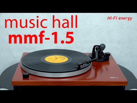 Music hall mmf-1.5  Video review. English subtitles