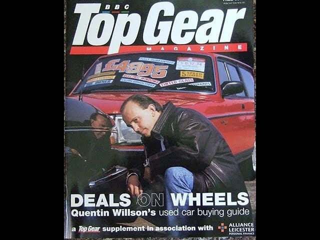Old Top Gear  - How To Buy A Used Car