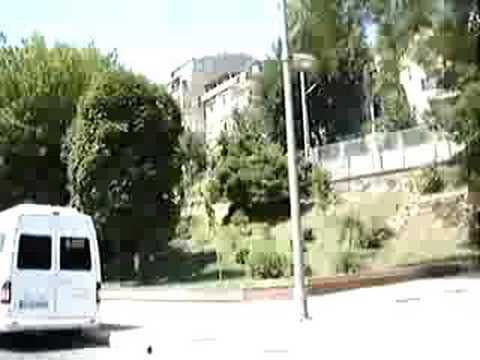 Walk by the Bukoleon Sarayi, Constantinople