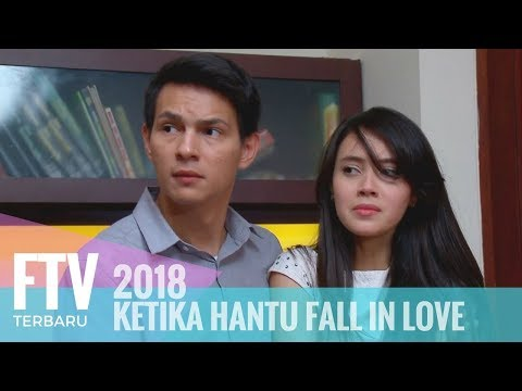 FTV Marcell Darwin & Anggika Bolsterli -  Ketika Hantu Fall in love