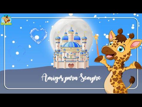 Amigos para Sempre - Giramille | Desenho Animado Musical
