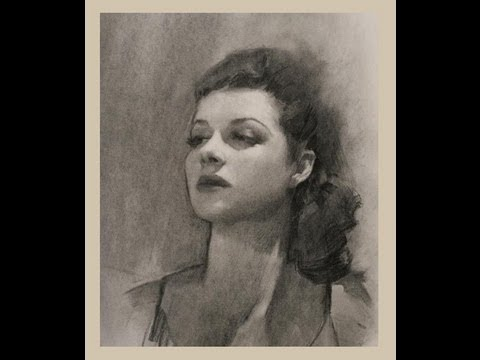 Susan by Louis Smith (art classes,courses and workshops)