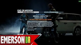 #133 Gameplay Battlefield 3 - CO-OP MISSION - Hit And Run [PARTE 4/5]