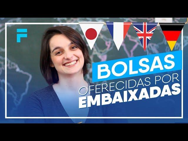 590a06f76 4 boas bolsas de estudo oferecidas por governos e embaixadas   Guia do  Estudante