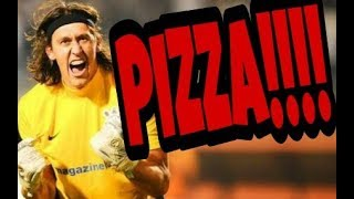 Pizza !! Vida de solteiro