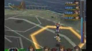 Wild Arms 4 Gameplay
