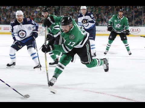 Winnipeg Jets vs Dallas Stars - November 6, 2017 | Game Highlights | NHL 2017/18