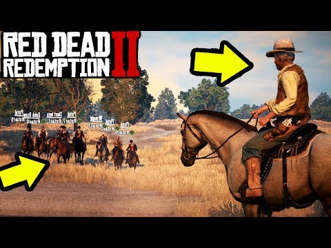 Red Dead Online Release Date Time Frame, Ranking Up Fast Online and Free to Play! RDR 2 Multiplayer