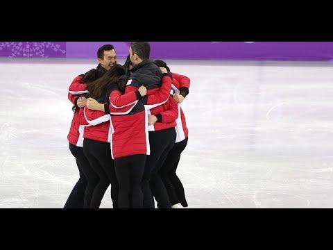 Leslie Jones explanation for Canada beating US in figure skating
