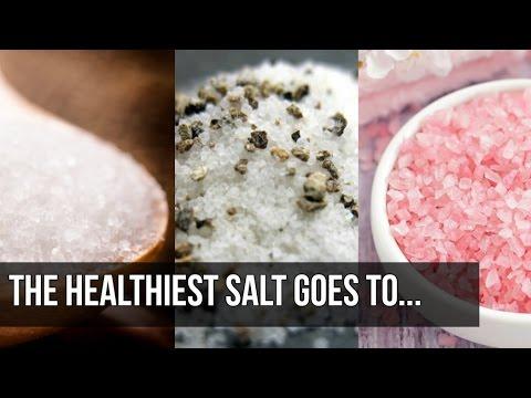 Sodium: Which Salt Minimizes Water Retention? - Thomas DeLauer