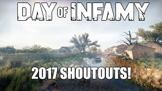 Thanks for a Great Year! - Day of Infamy Weekly Live Stream 12/28/17