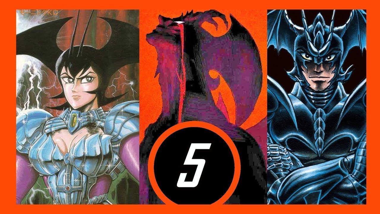 Top 5 Devilman Crybaby Season 2 Potential Sequels Youtube