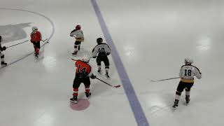 Play It Again Sports vs Bayshore Bruins 1st period 12/16/18