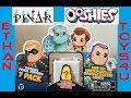 PIXAR OOSHIES 7 PACKS SERIES 1