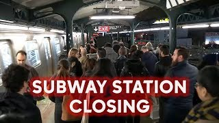 Queens subway station set to close down for 9 months