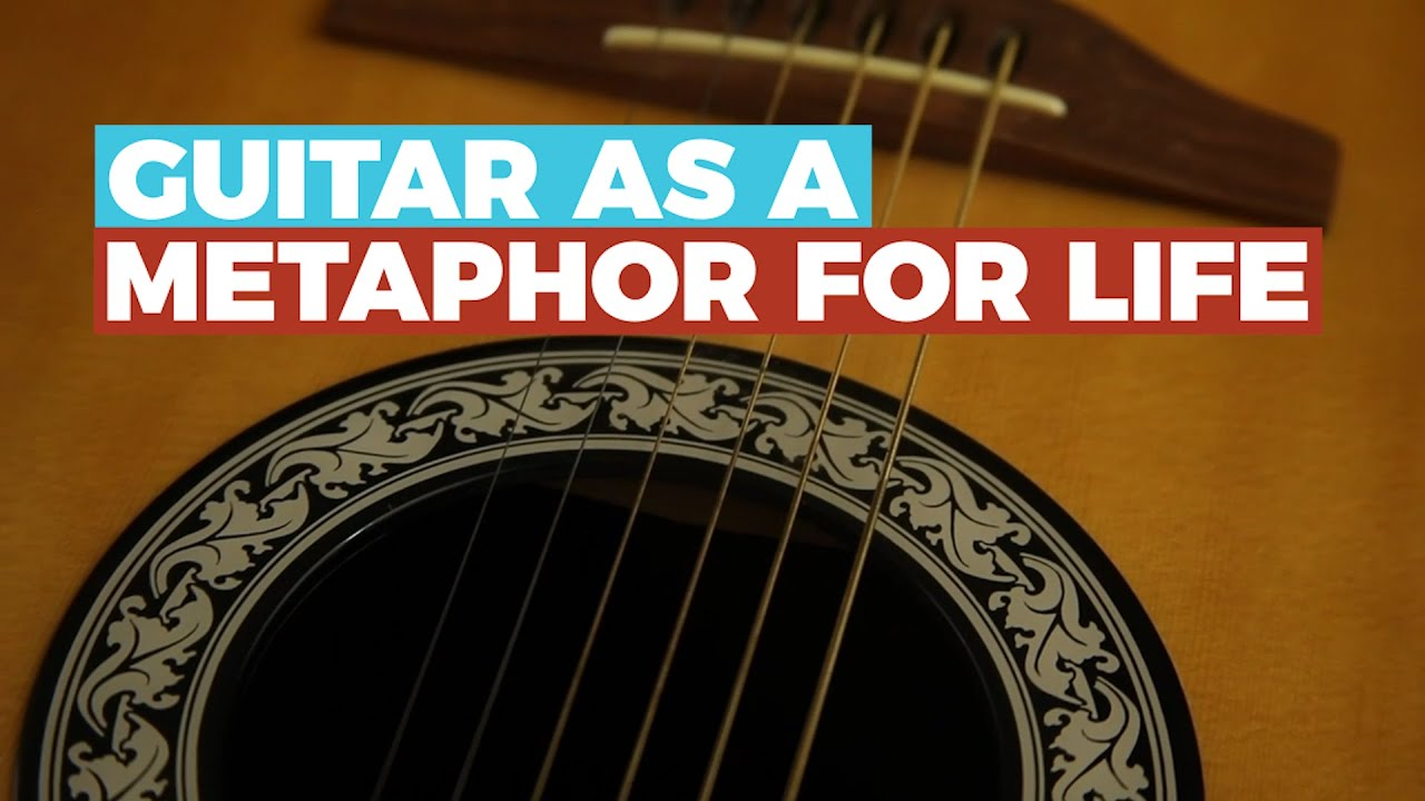 GUITAR as a METAPHOR for LIFE - Guitar Discoveries Episode #100!