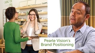 Pearle Vision's Brand Positioning
