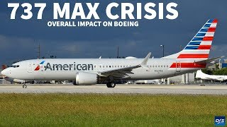 The Boeing 737 MAX Crisis Impact on Boeing