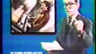 Elvis Costello Commercial - 1980