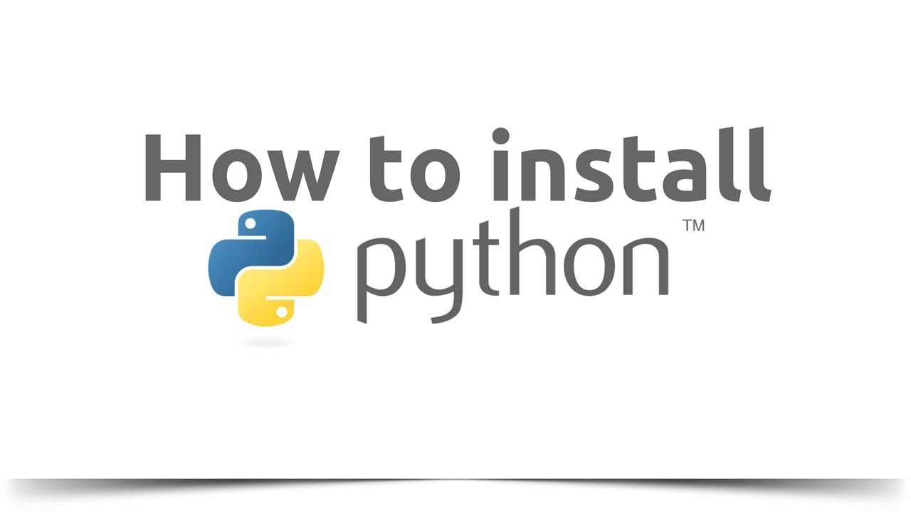 How to install Python on Windows 10   Works with CMD!