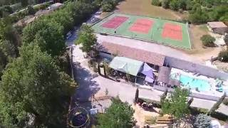 Camping Rose de Provence, Riez