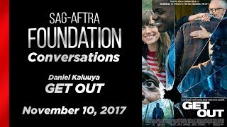 Conversations with Daniel Kaluuya of GET OUT