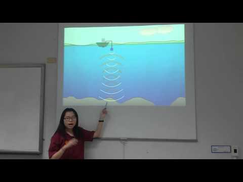 Ocean depth measurement 57080122