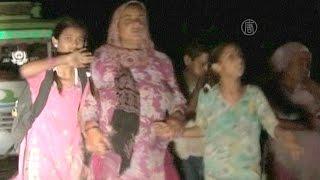 Индийцы бегут от пакистанской границы (новости)
