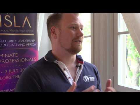 Interview with David Jacoby, Security evangelist - (ISC)²