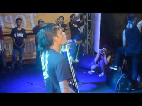 UNDERGOD Live at Buangsial Fest Rangkas Bitung Video 2 (Kudak Kadek)