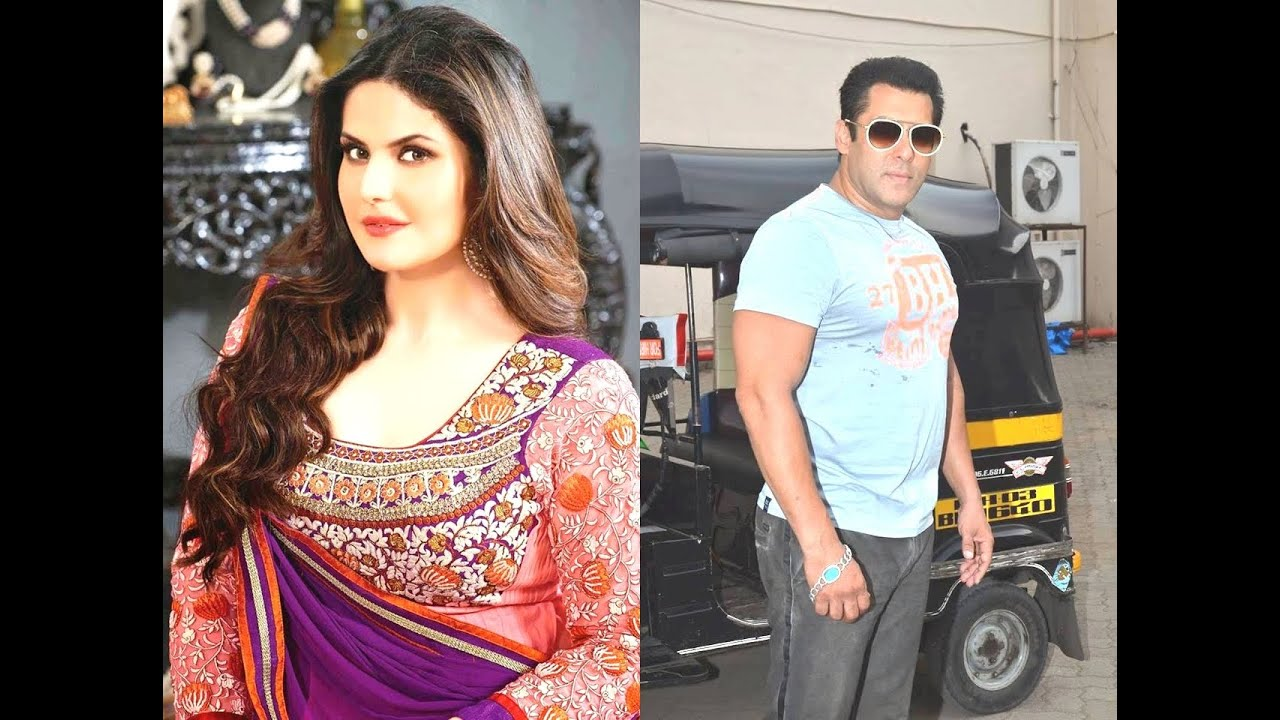 Salman khan played a role in zareen khans weight loss by news salman khan played a role in zareen khans weight loss by news entertainment ccuart Image collections