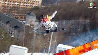 รอบชิง Snowboard SlopeStyle | Highlight |  โอลิมปิก ฤดูหนาว พย็องชัง 2018