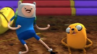CGR Undertow - ADVENTURE TIME: FINN AND JAKE INVESTIGATIONS review for Nintendo Wii U