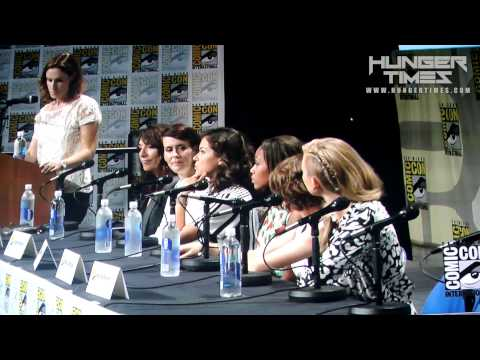 Comic Con 2014 Entertainment Weekly: Women Who Kick Ass Panel