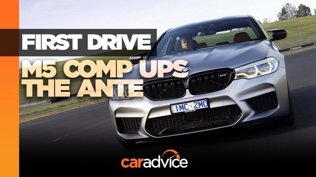 2019 BMW M5 Competition review: Australian launch