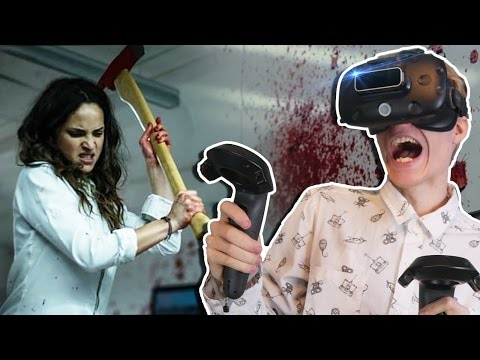 ESCAPING A DEADLY OFFICE IN VIRTUAL REALITY | Belko VR: Escape Room Experiment (HTC Vive Gameplay)