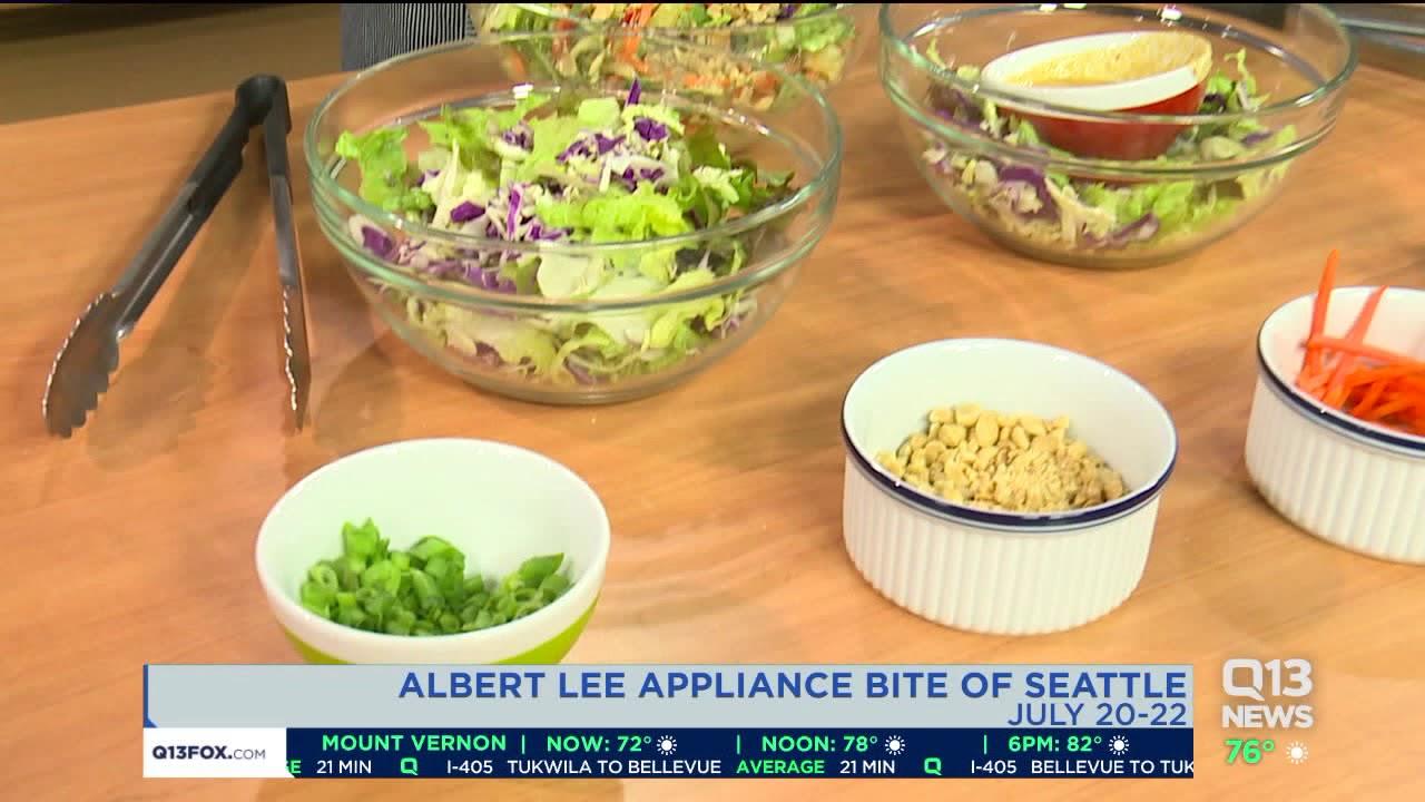 Albert Lee Liance Bite Of Seattle