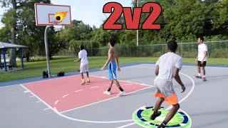 IRL Basketball 2v2 vs !!!!!!!!